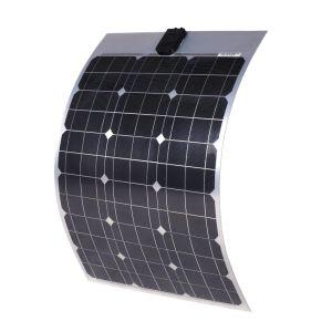 50W Monocrystalline Semi-5flexible Solar Panel pictures & photos