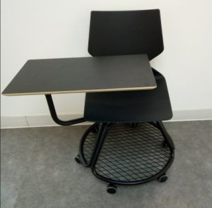 2017 Newest Design High Quality Comfortable Writing Pad School Student Chair pictures & photos