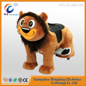 Coin Operated Walking Animal Ride on Toy pictures & photos