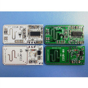 Microwave Detecting Moving Sensor Module for Light Switch (HW-S03) pictures & photos