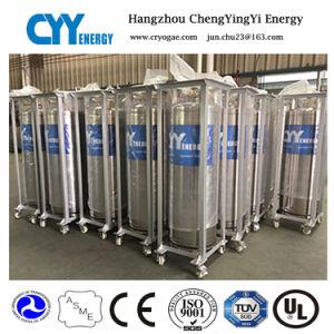 Liquid Oxygen 80L Volume Dewar Cryogenic Cylinder pictures & photos