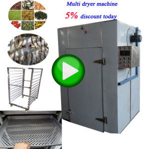 Industrial Commercial Fresh Fish Food Fruit Drying Vegetable Dryer Machine pictures & photos