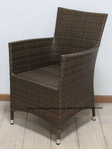 Classic Rattan Outdoor Leisure Restaurant Dining Garden Living Room Chair pictures & photos
