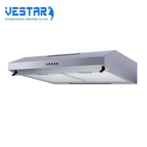 New Chinese Technology Stainless Steel Container Kitchen Range Hood pictures & photos