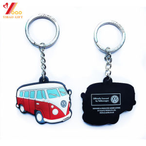 Advertising Gifts PVC Keychain with Custom Logo, Customed Silicone Keychain (YB-K-040) pictures & photos