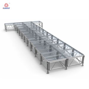 Aluminum Stages Mobile Stage for Sale Outdoor Stages pictures & photos