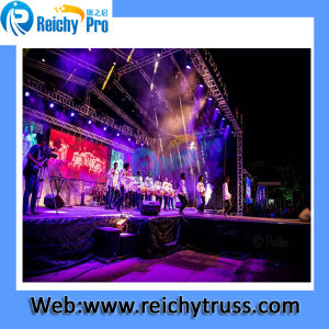 Hot Sale Aluminum Truss for Wedding Decoration/Big Event/Shows Cheap Portable Stage Truss pictures & photos