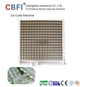 Stainless Steel Cube Ice Machine with CE Approved pictures & photos