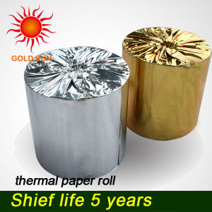 Color Thermal Label Paper (TPL-011) pictures & photos