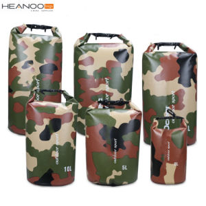 Xiamen Manufauturer Camouflage Waterproof Snowboarding Floating Sport Dry Bag pictures & photos