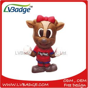 Manufacturer Custom Cartoon Soft PVC Badge pictures & photos
