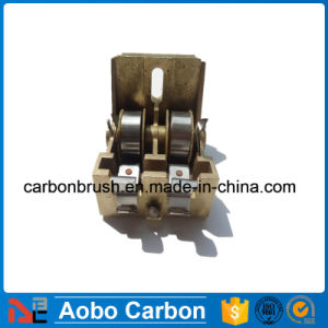 Carbon Brush Holder Wholesalers & Manufacturers From China pictures & photos