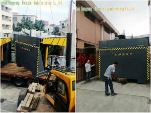 Nonferrous Meta Heating L Induction Melting Furnace for 5t pictures & photos