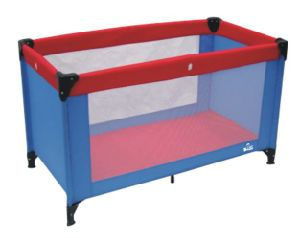 Hot Sales Printed Baby Playpen Portable Travel Cot Safety Baby Cot pictures & photos