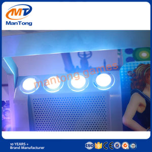 Hot Sale Happy Dancing Machine with LED Lights and Various Kinds of Dances pictures & photos
