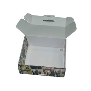 Durable Full Printing Wedding Dressing Cloth Packing Box pictures & photos