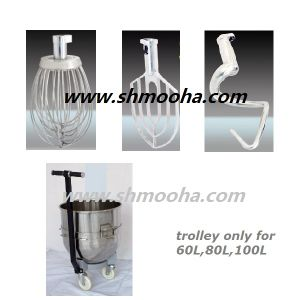 3 Speed Bakery Planetary Mixer Machine pictures & photos