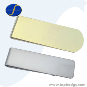 Wholesale Cool Blank Stainless Steel Metal Money Clips (FTMC3316A) pictures & photos