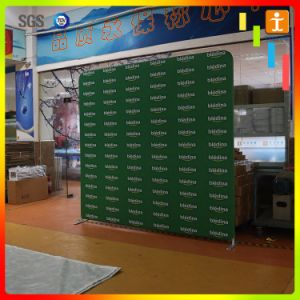 Portable Stand Design Customized Formulate Tension Fabric Displays pictures & photos