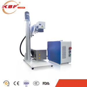 Portable Cheap 20W Fiber Laser Marking Machine pictures & photos