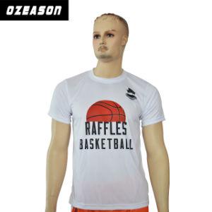 Dri Fit Hot Sale Printing Design Sports T Shirt Wholesaler Factory pictures & photos