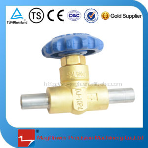 DN10 manual globe valve gas cylinder pictures & photos