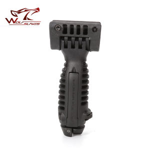 Military T-Pod Tactical Grip Spring Total Bipod Foregrip Grip pictures & photos