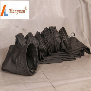 Iron Alloy Alkali Free Fiberglass Filter Cloth Filter Bag pictures & photos