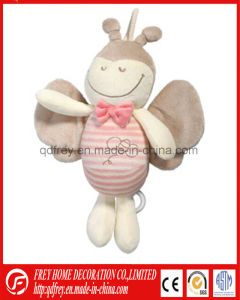 New Baby Gift of Plush Toy Soft Bee pictures & photos