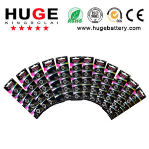 1.55V Silver Oxide Watch Battery Sr516sw 317 pictures & photos