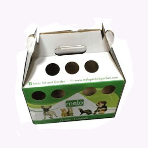 Customized Corrugated Paper Pet House Carton pictures & photos