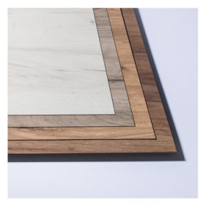 Decorative Heat Resistant Texture Surface Laminated Board pictures & photos