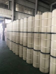 Polyester Air Filter Cartridge Made in China pictures & photos