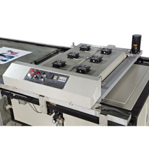Spt5070 Flatbed Sheet/Roll/Garments/Clothes/T-Shirt/Wood/Glass/Non-Woven/Ceramic/Jean/Leather/Shoes/Plastic Screen Printer/Printing Machine for Sale pictures & photos