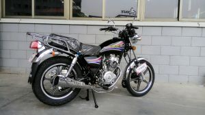 125cc /150 Cc Haoj Type Gn Gas Motorcycle Electric Bike pictures & photos