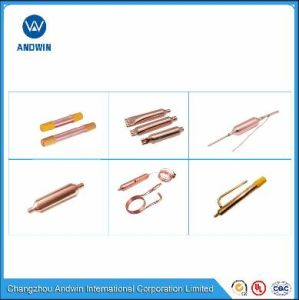 R134A Refrigerator Part Copper Filter Drier pictures & photos