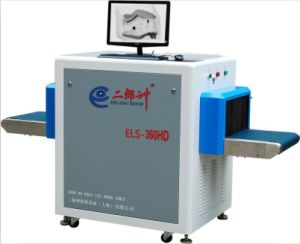 X Ray Machine (Els-360HDL) for Detecting Shoes pictures & photos
