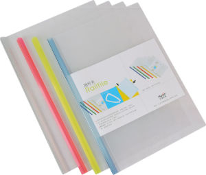 Office Stationery Slide Grips Q Pole Report File pictures & photos