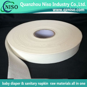 Jumbo Roll Airlaid Paper for Ultrathin Woman Sanitary Napkin pictures & photos
