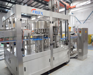 Water Beverage Filling Machine From Fillex pictures & photos