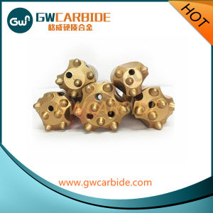 Wear Resistent Carbide Mining Inserts Button Bits for Rock Coal pictures & photos