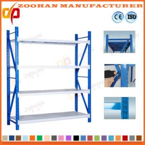 Long Span Warehouse Metal Pallet Shelves Rack (ZHR385) pictures & photos