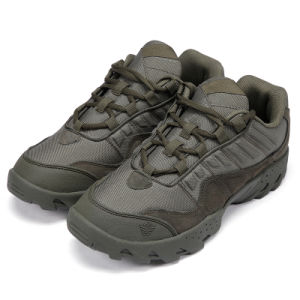 Army Green Full Leather Tactical Military Army Boots pictures & photos