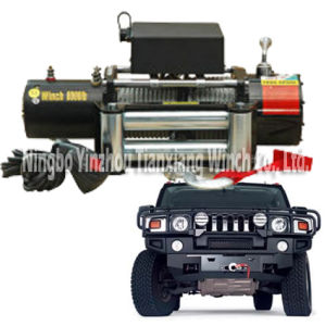 24V Electric Winch with 9500lb pictures & photos
