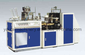 Full Automatic Rectangular Paper Cup Machine (YT-12A) pictures & photos