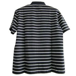Men′s Double Mercerized Cotton T-Shirt (11CH-0290)