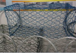 Top Quality Hexagonal Wire Mesh Gabion