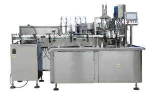 High Speed Perfume Filling Production Line pictures & photos