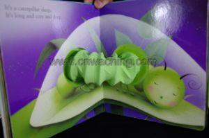 Caterpillar Spring Book