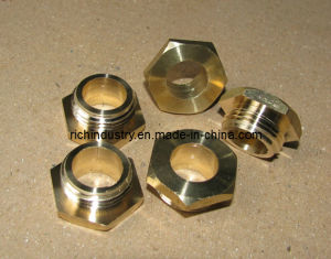 Copper Precision CNC Machined Brass Machined Part pictures & photos